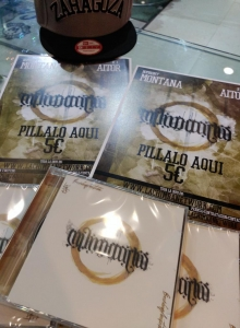 Milimetrics en CD