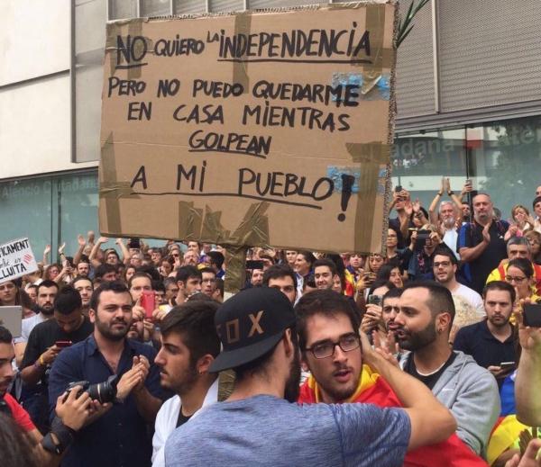 Cataluña descubre a los fake raperos de denuncia social