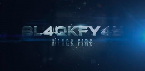 Fyahbwoy - BL4QKFY4H (Ficha del disco)