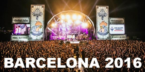 Red Bull Batallas de los gallos 2016 - Regional Barcelona