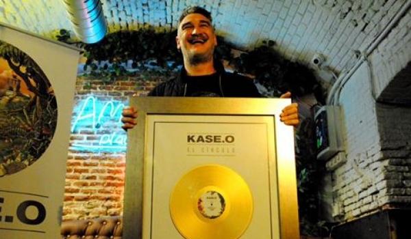 Kase.O - Disco de Oro por el Círculo