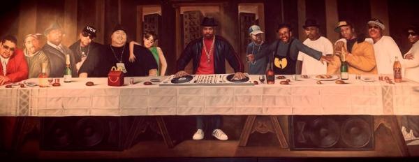 La última cena Hip Hop Religión