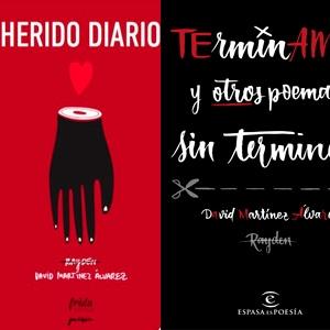 Los libros de David Martínez Álvarez (Rayden)