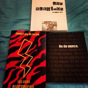 Los libros de Charly Efe