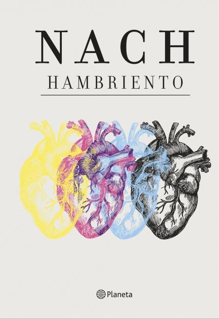 Nach - Hambriento (Portada del libro)