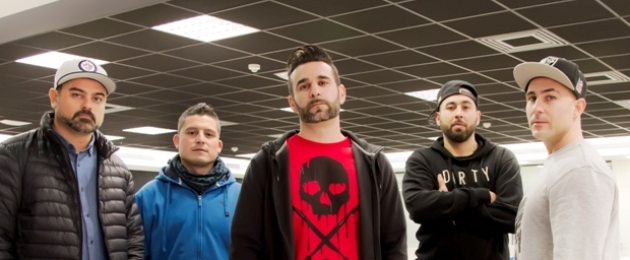Nach y Arma blanca videoclip