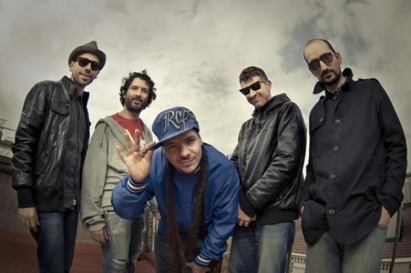 Rapsuklei & The Flow fanatics - Con 33