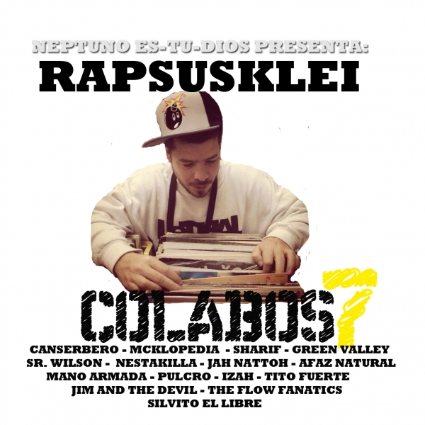 Rapsusklei - Colabos7 (Descarga via Mediafire)