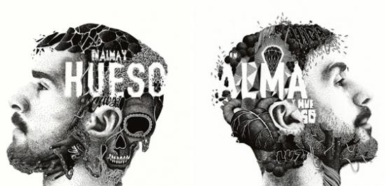 rayden en alma y hueso portada g - Rayden - En Alma Y Hueso (2014) [COMPLETO, 3 discos 320kbps]