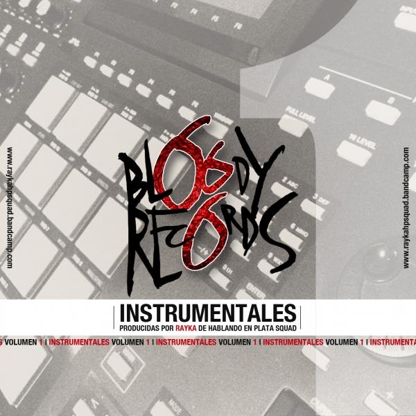 Rayka - Instrumentales Bloody Vol. 1 (Compra en Bandcamp)