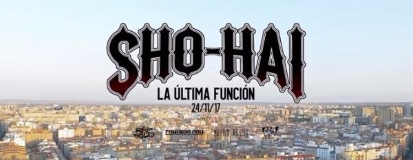 Sho-Hai - La última función 24 de noviembre