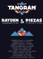 Tangram - Piezas y Rayden - Gira 2013