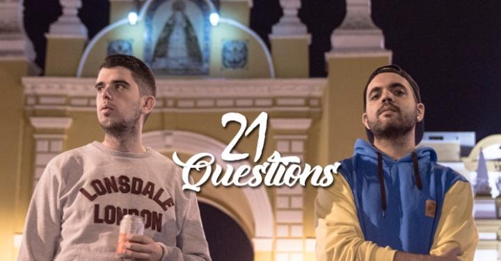 21 Questions con Danie y Lasio