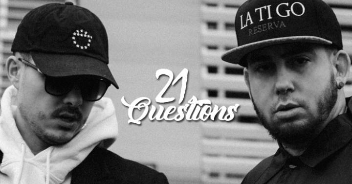 21 Questions con Dellafuente & Maka