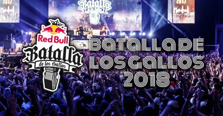 Red Bull Batalla de los Gallos 2018