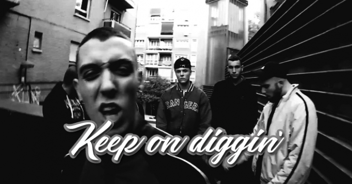 Keep on diggin - Beef a la parrilla