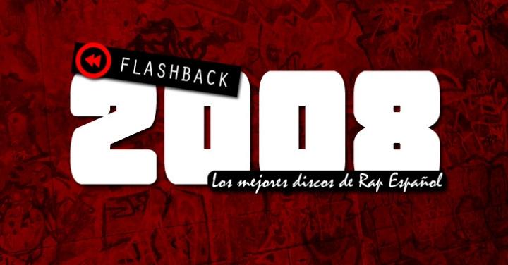 Los mejores discos de Rap español 2008