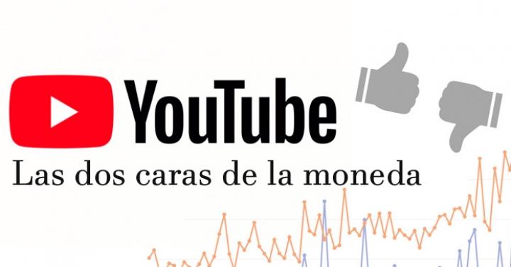 Youtube, las dos caras de la moneda