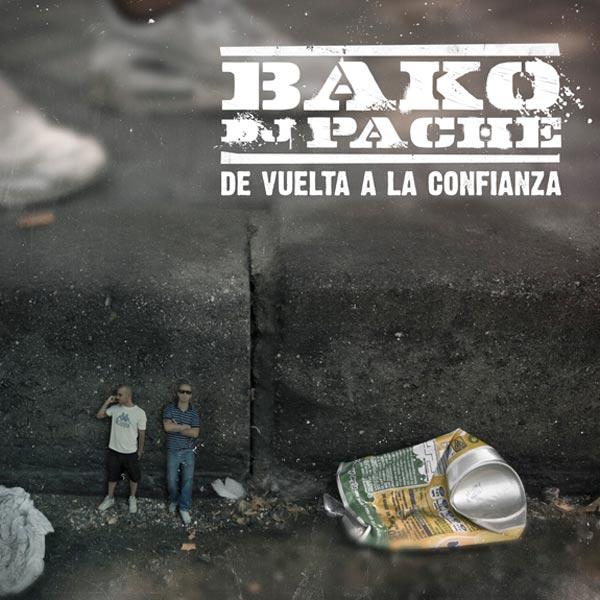 Bako y DJ Pache: De vuelta a la confianza portada