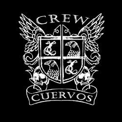 Maxi Crew Cuervos