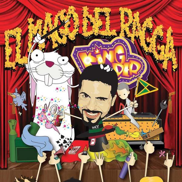 Descarga la maqueta de Hip hop de Kingder: El mago del Ragga