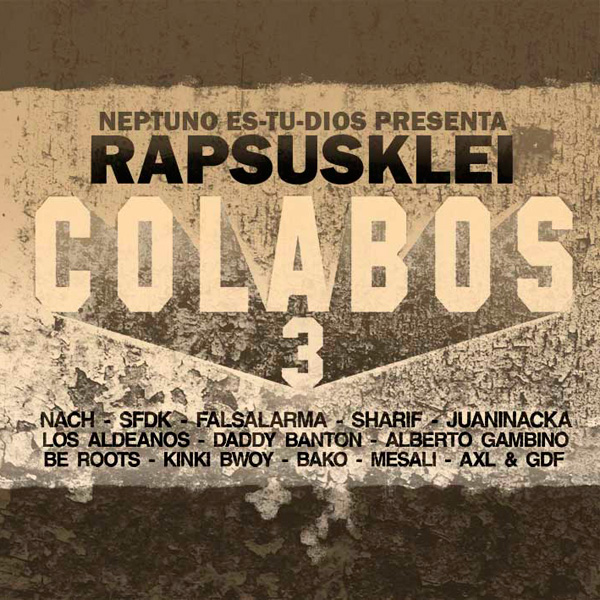 Rapsusklei: Colabos 3 (Descarga)