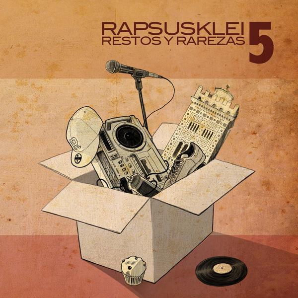 Rapsusklei: Restos y rarezas 5 (Descarga)