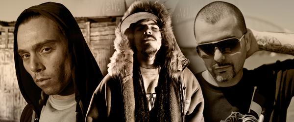 Nuevo disco de Rapsuklei, Juaninacka y Sharif