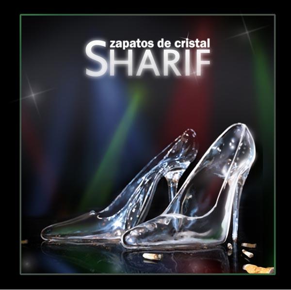 Sharif Zapatos de cristal