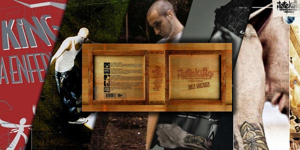 Toteking - La caja discografia